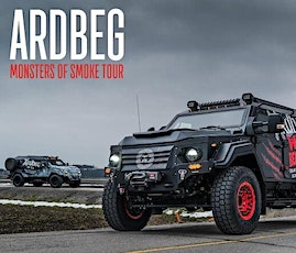 Ardbeg's Monsters of Smoke Tour Comes to Paramus tickets