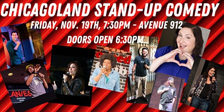 Talkative Chic Presents - CHICAGOLAND STAND - UP COMEDY tickets