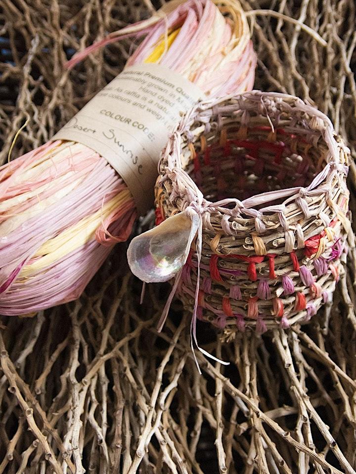 Wonky Basket Weaving Workshop image