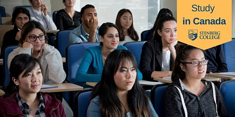 Philippines: Study in Canada – General Info Session: October 9, 3 pm tickets