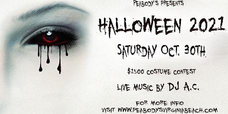 Halloween 2021 tickets