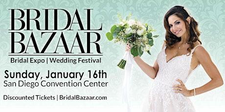 Bridal Bazaar - Bridal Expo & Wedding Festival - January 16th, 2022 tickets