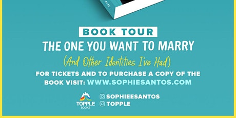 An Evening With Sophie Santos tickets
