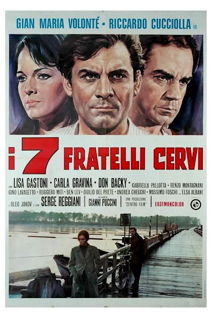 """Immagine Tutti al Museo Cervi!: visite guidate + film """"I Sette Fratelli Cervi"""""""