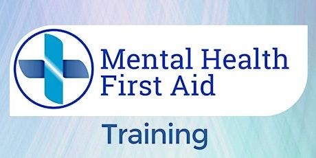 Mental Health First Aid tickets