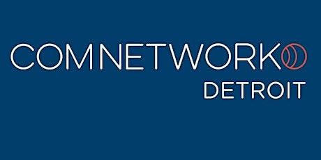 ComNet Detroit October Meet Up tickets