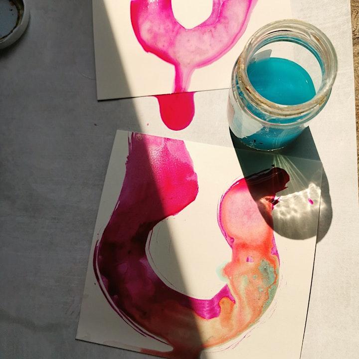 Immagine NATURAL INK MAKING WORKSHOP