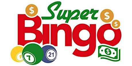 "Super Drag Bingo - Win a 40"" Smart TV tickets"