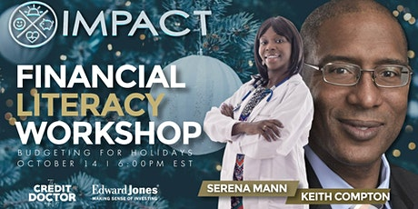 Financial Literacy Workshop tickets