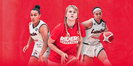 WBBL Basketball: Leicester Riders Vs Oaklands Wolves - Mar 13th tickets