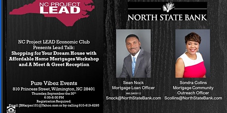 Affordable Home Mortgages Workshop and A Meet & Greet Reception tickets