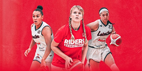 WBBL Basketball: Leicester Riders Vs Essex Rebels - Apr 03rd tickets