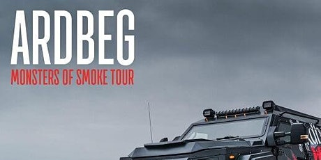 Ardbeg's Monsters of Smoke Tour Comes to Asbury Park tickets