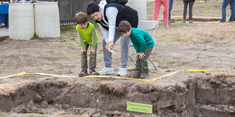 Celebrate International Archeological Day at the Presidio of San Francisco tickets