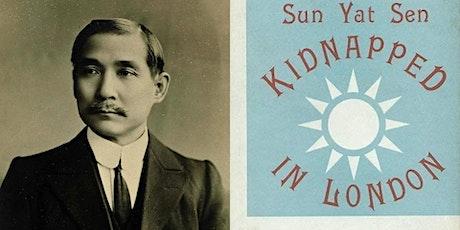 Sun Yat-sen walking tour of London tickets