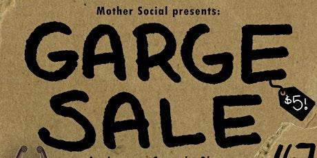 Garge Sale tickets