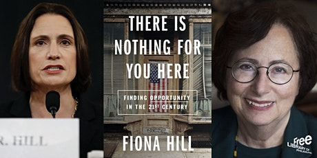 VIRTUAL - Fiona Hill | There Is Nothing for You Here tickets