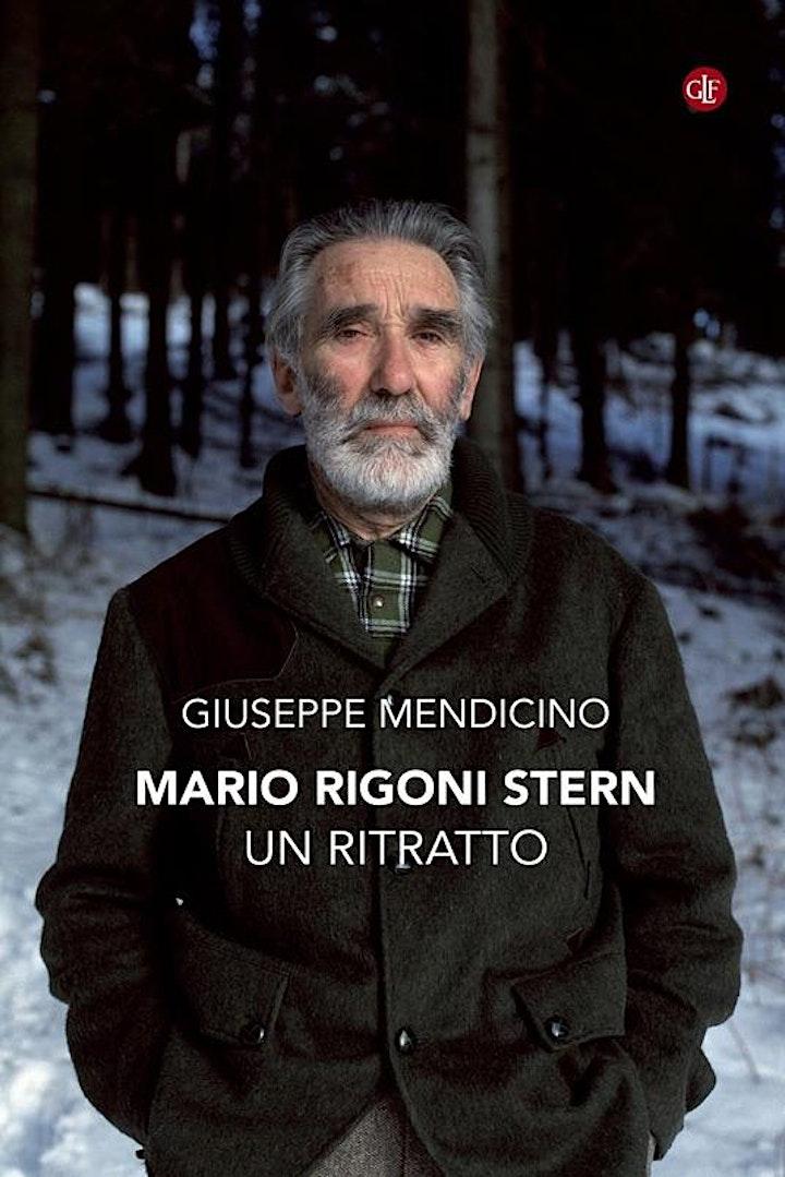 Immagine OLV - Presentazione libro di G. Mendicino: Mario Rigoni Stern - Un ritratto