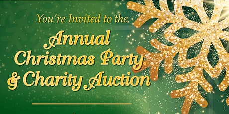 Independent Brokers of Spokane's Christmas Party & Charity Auction Event tickets