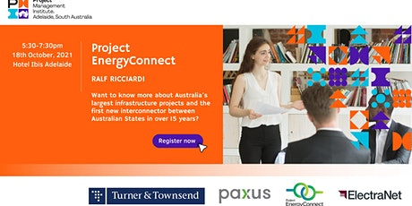 The Energy Connect Project tickets