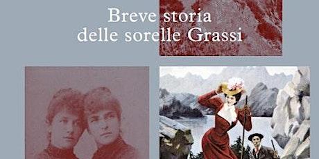 OLV a Teatro - Voglio andare lassù - Breve storia delle sorelle Grassi tickets