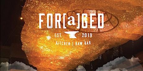 Halloween at Foraged tickets