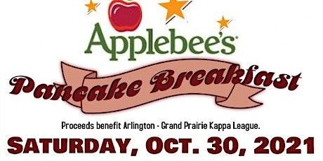 AGP Kappa League Annual Pancake Breakfast tickets