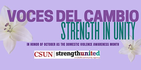 Voces del Cambio- Strength in Unity Exhibition tickets