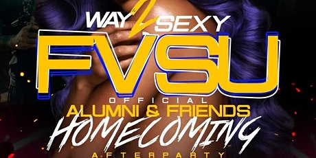 The Official FVSU Alumni & Friends Afterparty tickets