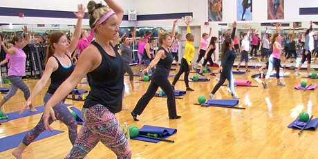 Barre Fitness - Transform your body and take your fitness to new heights! tickets