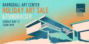 Barnsdall Art Center Holiday Art Sale + Fundraiser 2015
