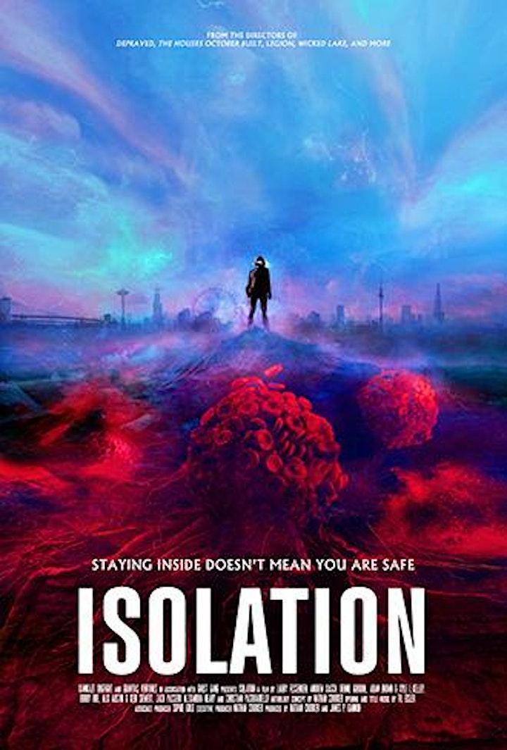 Isolation - North American Premiere image