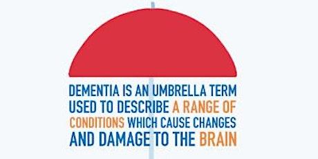 Dementia Information Evening tickets