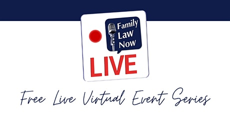 Live Virtual Event: Common Law Couples & Separation tickets