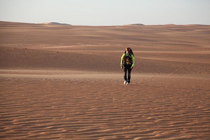 Immagine OLV - Incontro con Max Calderan - Il figlio del deserto