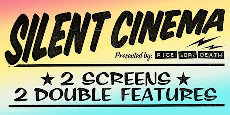 Rice or Death Presents: The Silent Cinema boletos