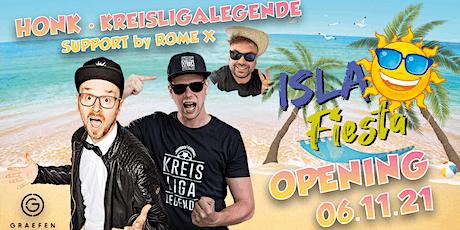 ISLA Fiesta w/ Honk & Kreisligalegende tickets