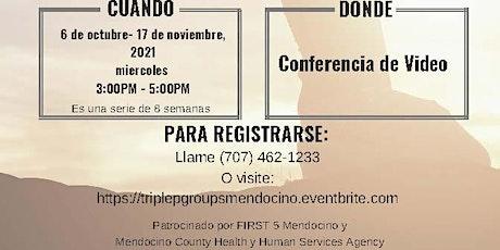 Grupo de Crianza Positiva [6 de octubre- 17 de noviembre, 2021] entradas
