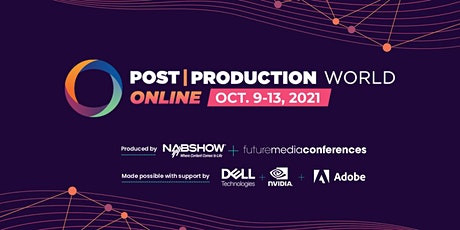 Post Production World (P PW) Online (Fall 2021) Tickets