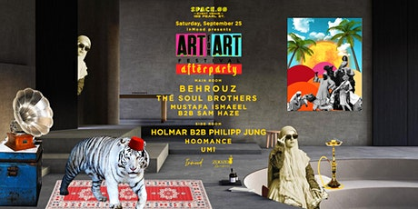 InMood presents ART FOR ART AFTERPARTY @ Space.00 // Saturday, Sept 25 tickets