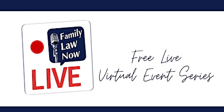 Live Virtual Event: How Criminal Charges Can Affect Your Divorce Proceeding tickets