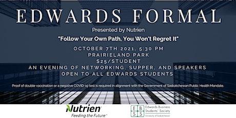 Edwards Formal tickets