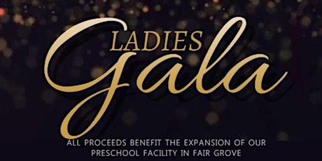 Ladies Gala tickets
