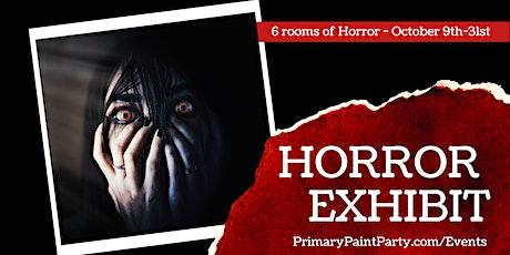 Horror Art Exhibit - Opening Day tickets