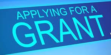 Write Your Personal Grant for the Neighbourhood Small Grant tickets