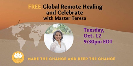 24th Global Remote Healing [FREE] tickets