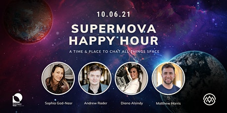 World Space Week: SuperMOVA Happy Hour tickets