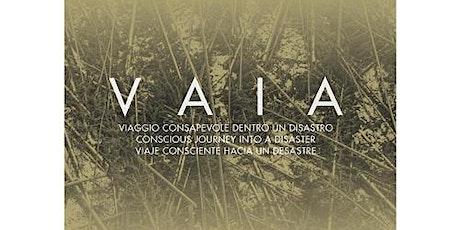 OLV - Presentazione del volume VAIA  del fotografo Manuel Cicchetti biglietti