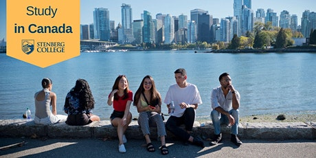 Philippines: Study in Canada – General Info Session: October 23, 3 pm tickets