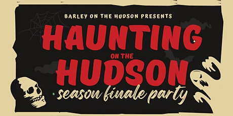 Haunting on the Hudson tickets